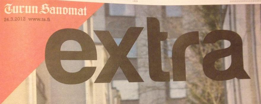 Elämä Suomessa, juuret Venäjällä | Turun Sanomat Extra 24.3.2012